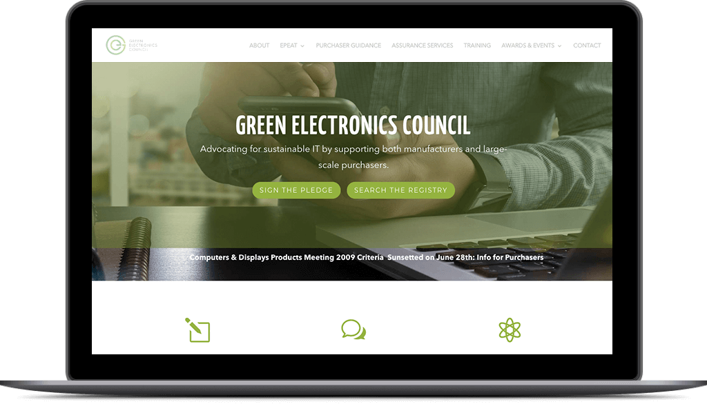 Green Electronics Council Laptop