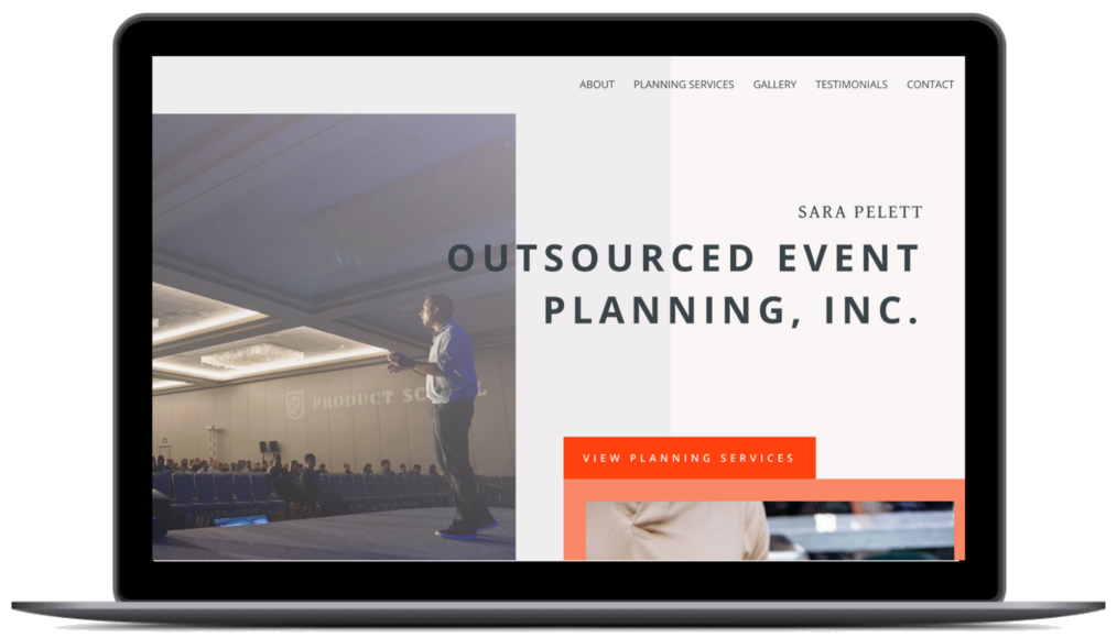 Laptop Image for Outsourced Event Planning